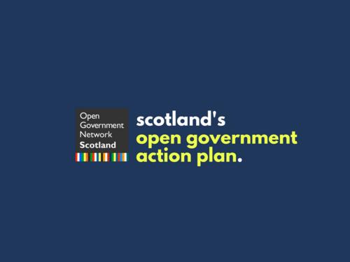 Scotland's open government action plan