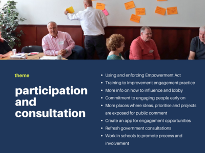 participation and consultation